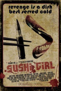 "Постер к фильму ""Суши гел"" /Sushi Girl/ (2012)"