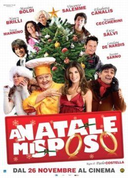 """Постер к фильму """"Свадебный переполох на рождество"""" /A Natale mi sposo/ (2010)"""
