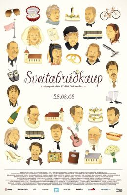 """Постер к фильму """"Брак по-исландски"""" /Sveitabrudkaup/ (2008)"""