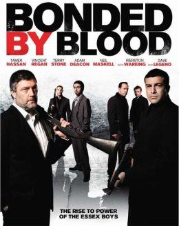 """Постер к фильму """"Связанные кровью"""" /Bonded by Blood/ (2010)"""
