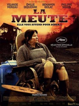 "Постер к фильму ""Свора"" /La meute/ (2010)"