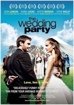 """Постер к фильму """"Свадебная вечеринка"""" /The Wedding Party/ (2010)"""