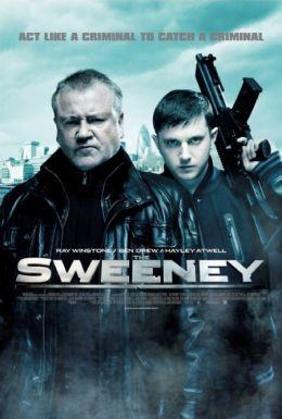 "Постер к фильму ""Летучий отряд Скотланд-Ярда"" /The Sweeney/ (2012)"