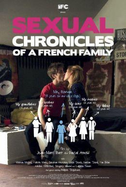"Постер к фильму ""Сексуальные хроники французской семьи"" /Chroniques sexuelles d'une famille d'aujourd'hui/ (2012)"