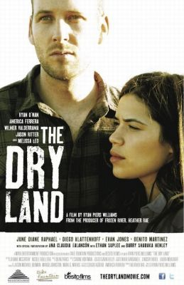 """Постер к фильму """"Сухая земля"""" /The Dry Land/ (2010)"""
