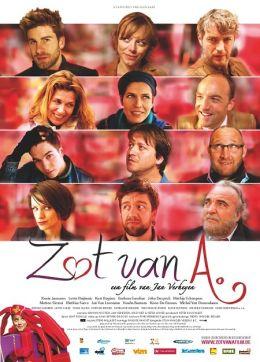"""Постер к фильму """"Сумасшедшие"""" /Zot van A./ (2010)"""