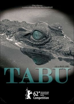 "Постер к фильму ""Табу"" /Tabu/ (2012)"