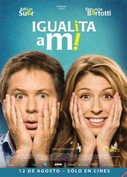 """Постер к фильму """"Так же, как мне"""" /Igualita a mi/ (2010)"""
