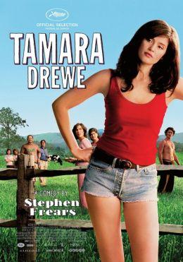 "Постер к фильму ""Неотразимая Тамара"" /Tamara Drewe/ (2010)"