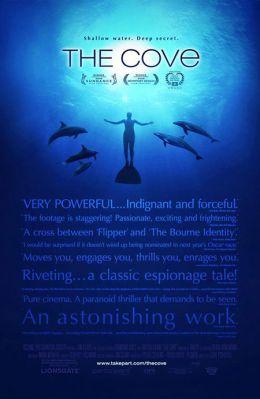 """Постер к фильму """"Бухта"""" /The Cove/ (2009)"""