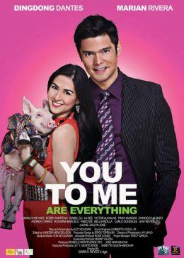 "Постер к фильму ""Ты для меня - все"" /You to Me Are Everything/ (2010)"