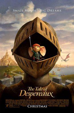 """Постер к фильму """"Приключения Десперо"""" /The Tale of Despereaux/ (2008)"""