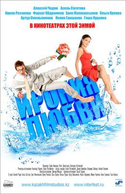 """Постер к фильму """"Ирония любви"""" (2009)"""