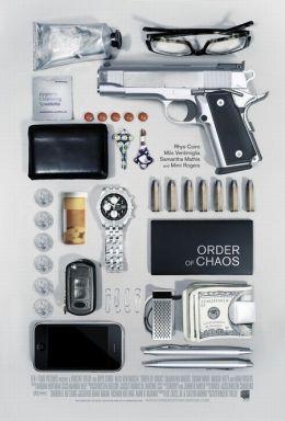 """Постер к фильму """"Теория хаоса"""" /Order of Chaos/ (2010)"""