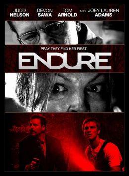 """Постер к фильму """"Терпение"""" /Endure/ (2010)"""