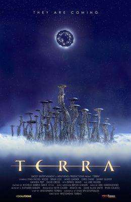 "Постер к фильму ""Битва за планету Терра 3D"" /Battle for Terra/ (2007)"