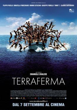 "Постер к фильму ""Материк"" /Terraferma/ (2011)"