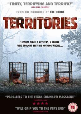 "Постер к фильму ""Территории"" /Territories/ (2010)"
