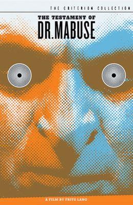 """Постер к фильму """"Завещание доктора Мабузе"""" /Le testament du Dr. Mabuse/ (1933)"""
