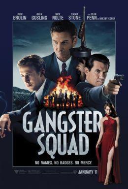 """Постер к фильму """"Охотники на гангстеров"""" /Gangster Squad/ (2012)"""
