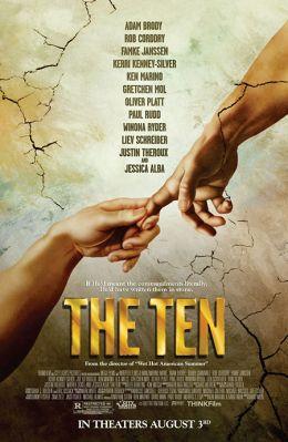 """Постер к фильму """"Десять заповедей"""" /The Ten/ (2007)"""