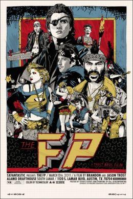 """Постер к фильму """"The FP"""" /The FP/ (2011)"""