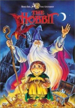 """Постер к фильму """"Хоббит (1977)"""" /The Hobbit/ (1977)"""