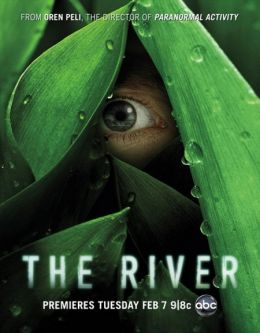 """Постер к фильму """"Река"""" /The River/ (2012)"""