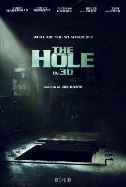 """Постер к фильму """"Врата в 3D"""" /The Hole/ (2009)"""