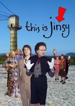 """Постер к фильму """"Это Джинси"""" /This is Jinsy/ (2011)"""