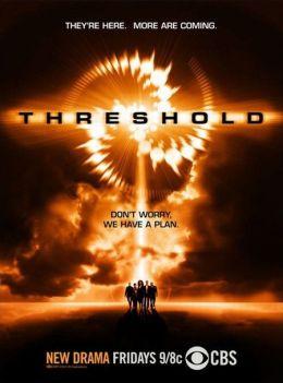 """Постер к фильму """"Предел"""" /Threshold/ (2005)"""