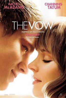 """Постер к фильму """"Клятва"""" /The Vow/ (2012)"""
