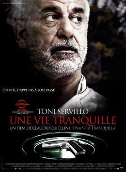 """Постер к фильму """"Тихая жизнь"""" /Una vita tranquilla/ (2010)"""