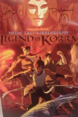 """Постер к фильму """"Легенда о Корре"""" /The Legend of Korra/ (2012)"""