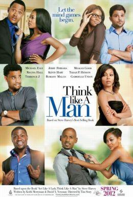 "Постер к фильму ""Думай, как мужчина"" /Think Like a Man/ (2012)"