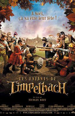 """Постер к фильму """"Сорванцы из Тимпельбаха"""" /Les Enfants de Timpelbach/ (2008)"""