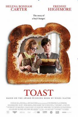 "Постер к фильму ""Тост"" /Toast/ (2010)"