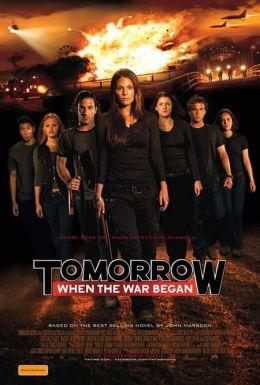 """Постер к фильму """"Вторжение: Битва за рай"""" /Tomorrow, When the War Began/ (2010)"""