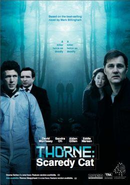 """Постер к фильму """"Торн: Пуганая ворона"""" /Thorne: Scaredy Cat/ (2010)"""