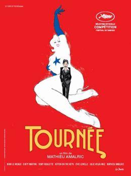 "Постер к фильму ""Турне"" /Tournee/ (2010)"