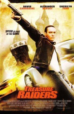 """Постер к фильму """"Форсаж Да Винчи"""" /Treasure Raiders/ (2007)"""