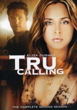 """Постер к фильму """"Вернуть из мертвых"""" /Tru Calling/ (2003)"""