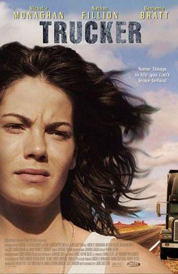 """Постер к фильму """"Дальнобойщица"""" /Trucker/ (2009)"""