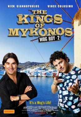 "Постер к фильму ""Царь Микен"" /The Kings of Mykonos/ (2010)"