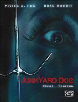 """Постер к фильму """"Цепной пес"""" /Junkyard Dog/ (2010)"""
