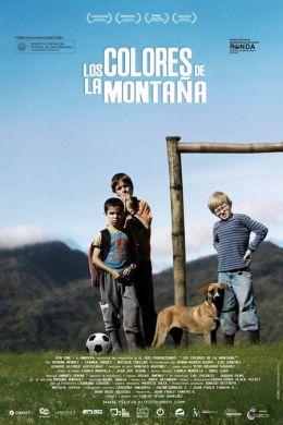 """Постер к фильму """"Цвета горы"""" /Los colores de la montana/ (2010)"""
