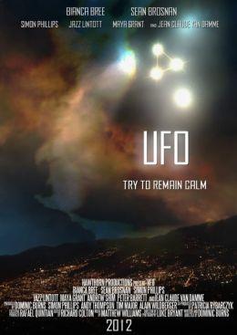 """Постер к фильму """"Вторежние извне"""" /U.F.O./ (2013)"""