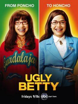 """Постер к фильму """"Дурнушка"""" /Ugly Betty/ (2006)"""