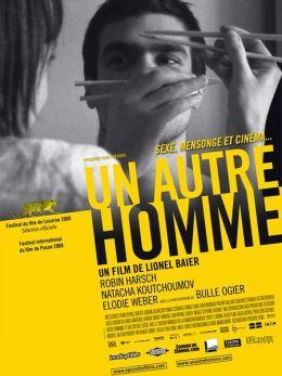 """Постер к фильму """"Другой мужчина"""" /Un autre homme/ (2008)"""
