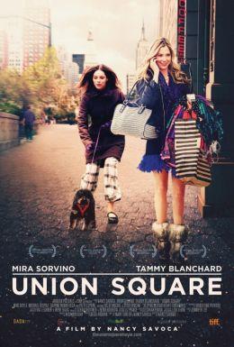 """Постер к фильму """"Union Square"""" /Union Square/ (2011)"""